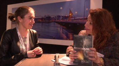 Interview Andrée-Anne Chevrier Incontrôlable - Editions Sylvain Harvey
