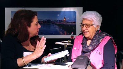 Rosette Poletti - Editions Jouvence - Etre proche aidant - J atteins la sagesse - Pratiquer le lacher prise au quotidien - Salon du Livre Genève 2019