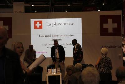 Salon du Livre de Genève 2018 Palexpo (1)