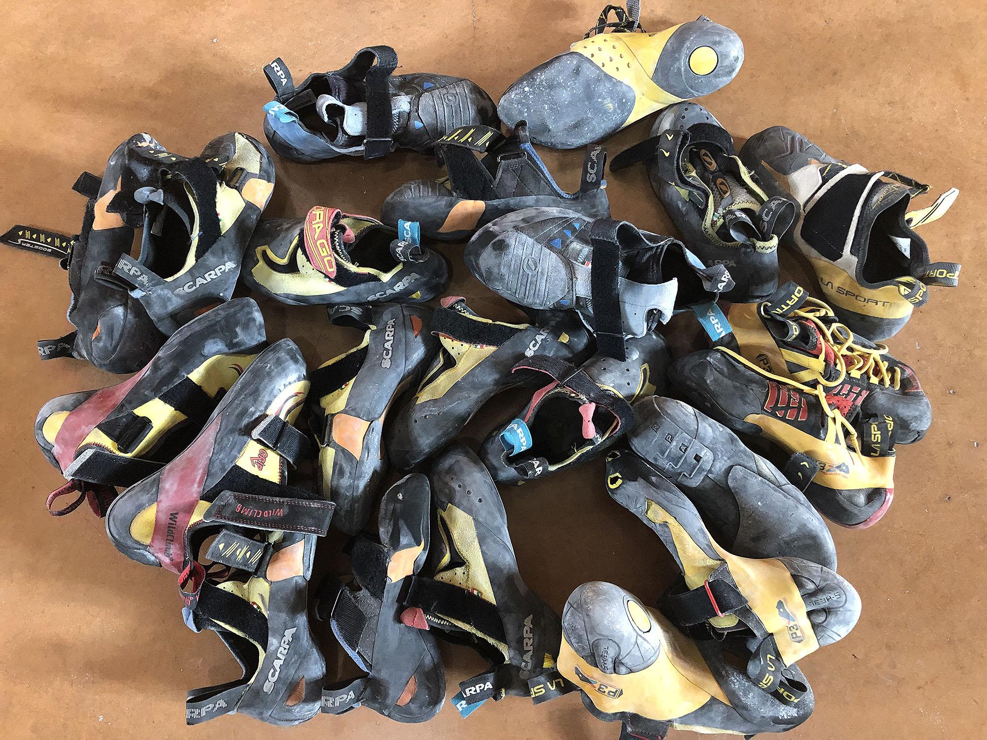 Bourse aux chaussons & vente de prises