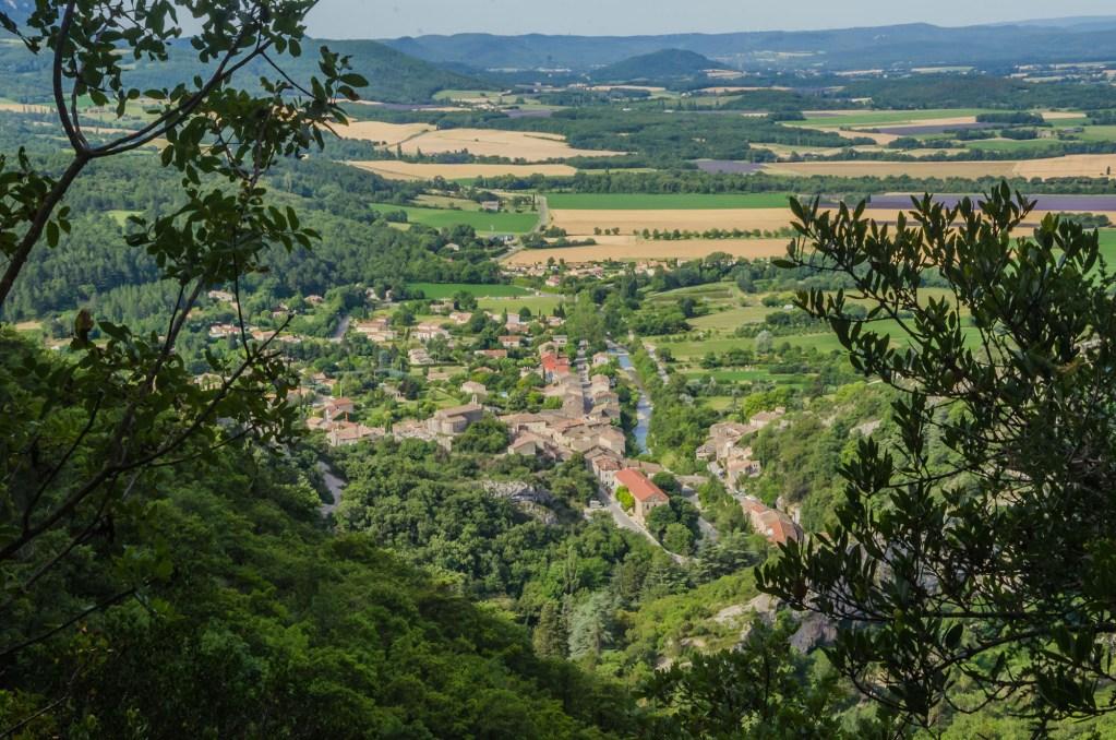 Sortie Pont-de-Barret