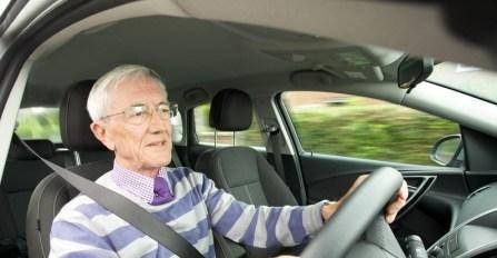 вождение авто в пожилом возрасте