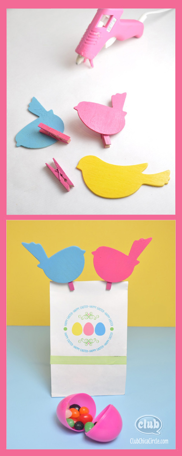 Bird Craft Ideas