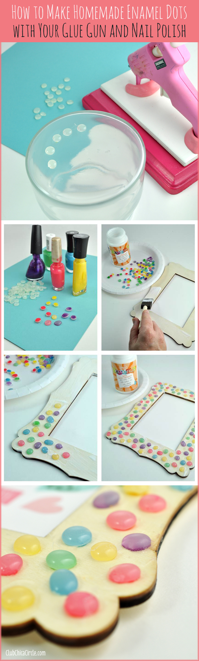Magnailtic Nail Art Display Board