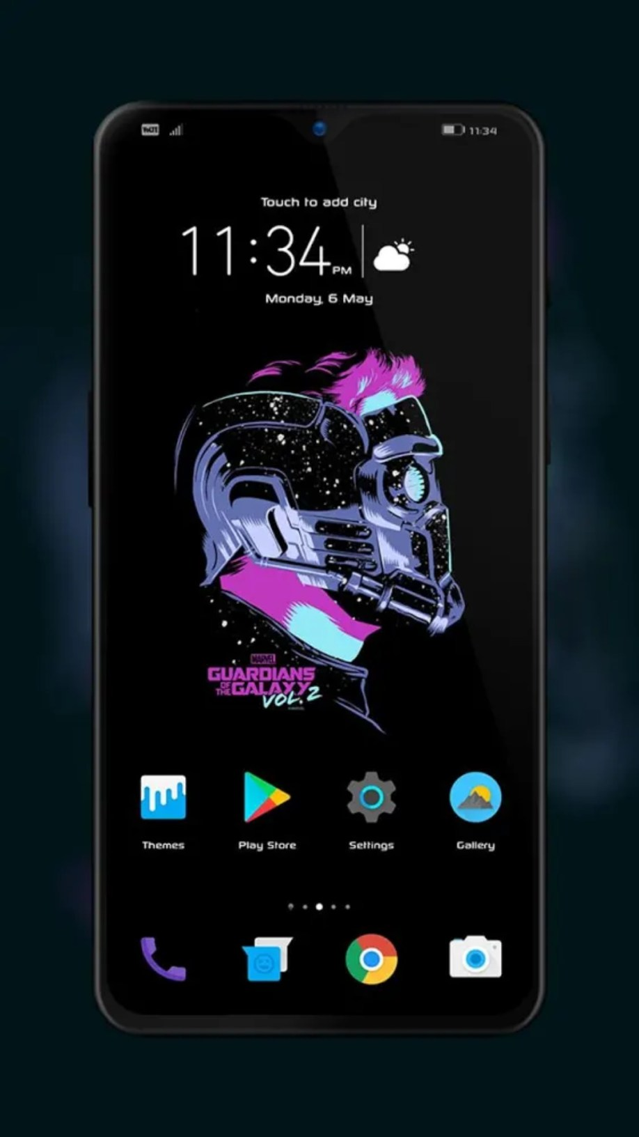 Guardian of Galaxy Theme for EMUI 9 For Huawei/Honor