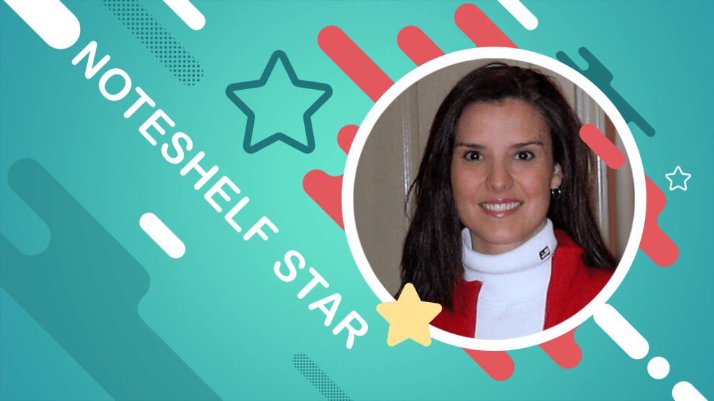 Noteshelf Star – Cheryl Lawson