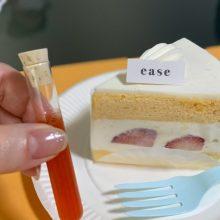 5月の誕生日会のケーキ