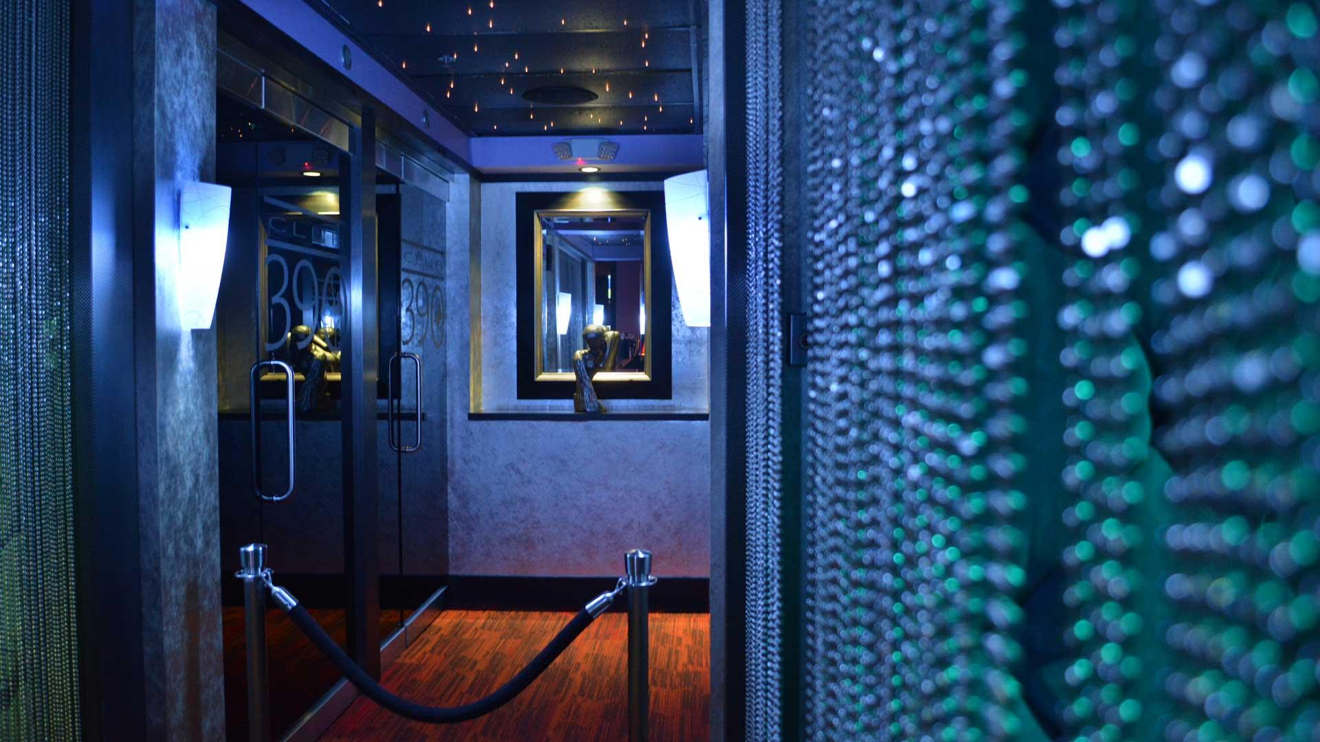 Club 390 Interior