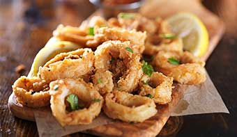 Fried-Calamri