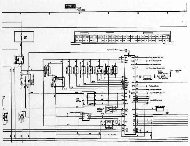 1988 Toyota Mr2 Wiring Diagram Wiring Diagram – Toyota Mr2 Wiring Diagram