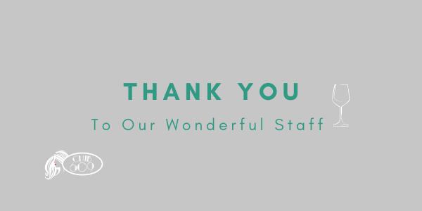 A Thank You To Our Wonderful Staff | Joplin, MO.