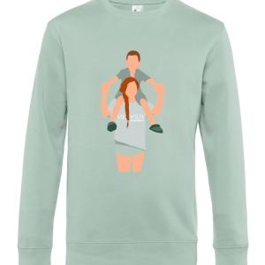 Volunteering sweatshirt 2