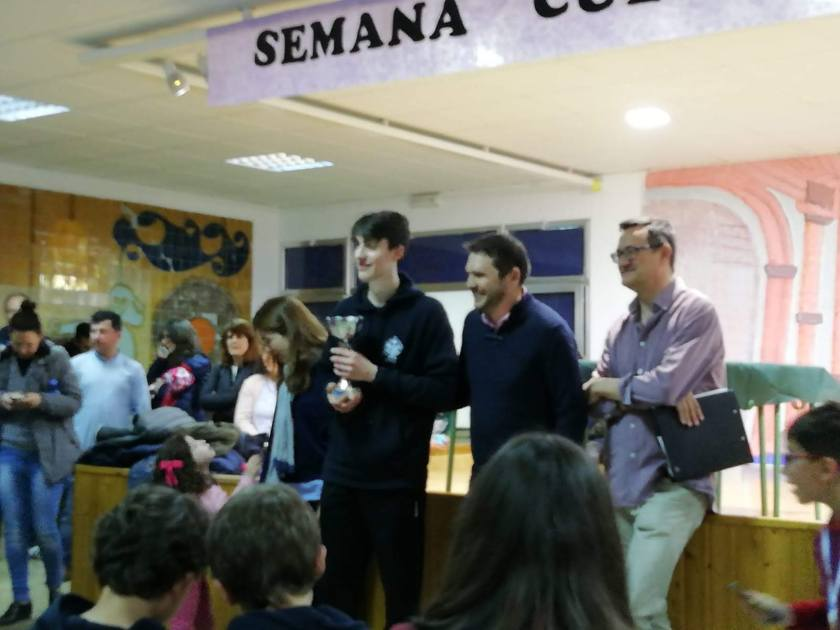 PEDRO J. ZAMBUDIO Y MIGUEL ANGEL CARRIÓN, VENCEDORES EN EL TORNEO DE SAN JOSÉ LORCA