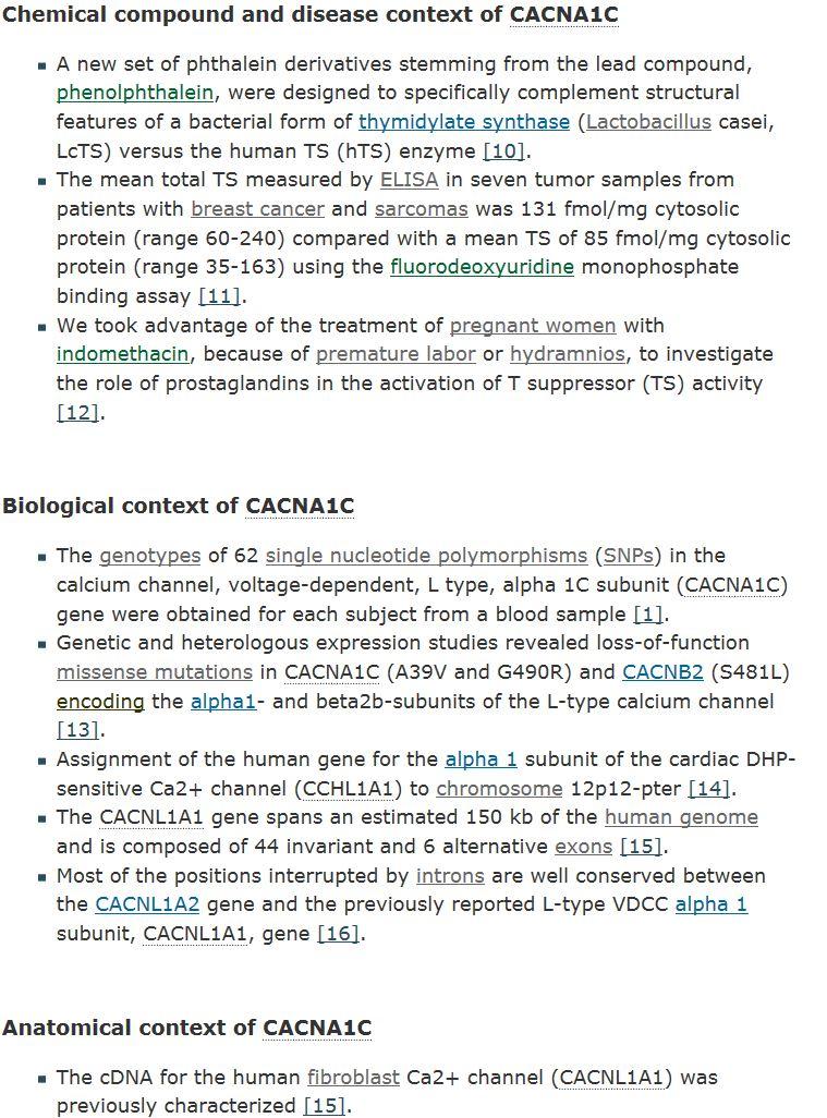 CACNA1C 2