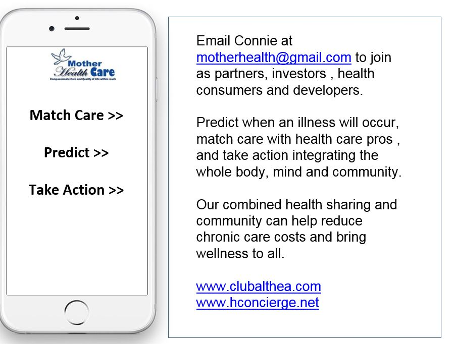motherhealth health concierge screen 12