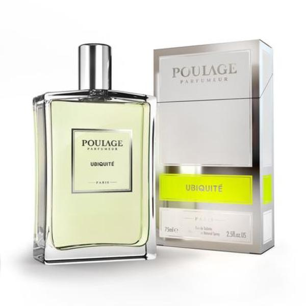 POULAGE PARFUMEUR By Stéphanie Poulage - UBIQUITE - Mixed fragrance without Luxury Leather Case - sans étui cuir