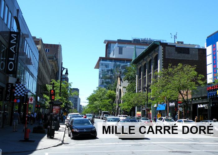 Mille Carré Doré Condos Appartements