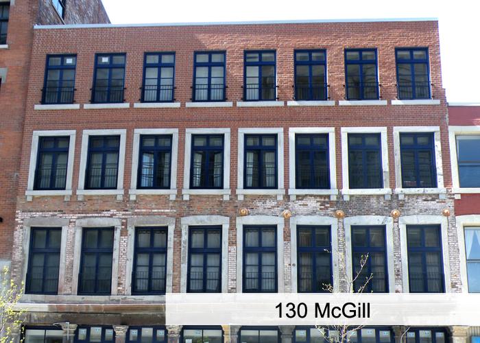 130 McGill Condos Appartements