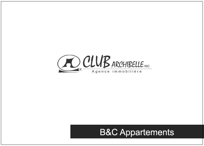 B&C Appartements Condos Appartements