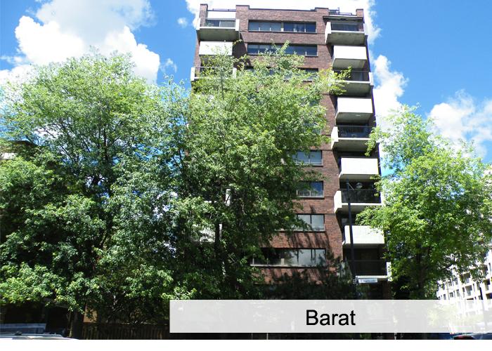 Barat Condos Appartements