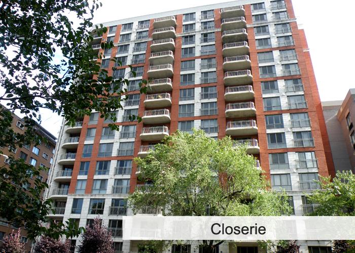 Closerie Condos Appartements
