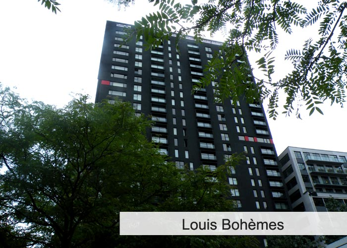 Louis Bohèmes Condos Appartements