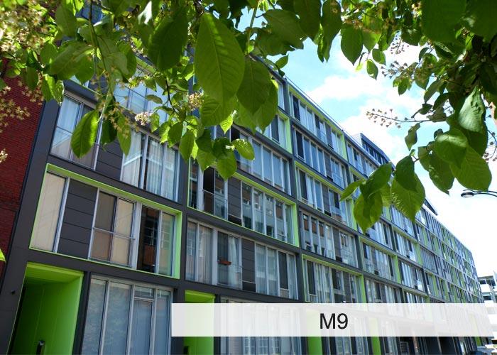 M9 Condos Appartements