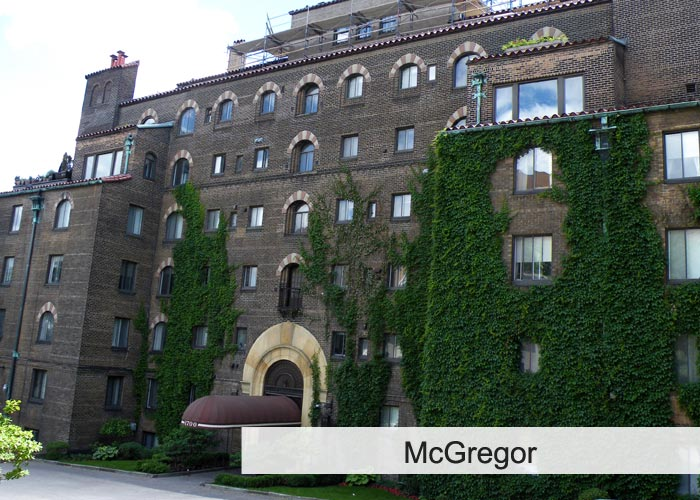 McGregor Condos Appartements