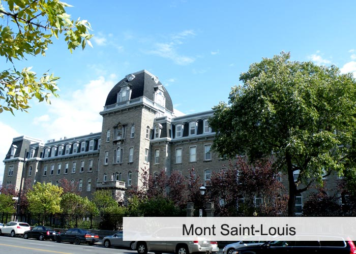 Mont Saint-Louis Condos Appartements
