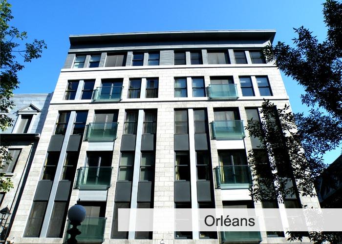 Orléans Condos Appartements