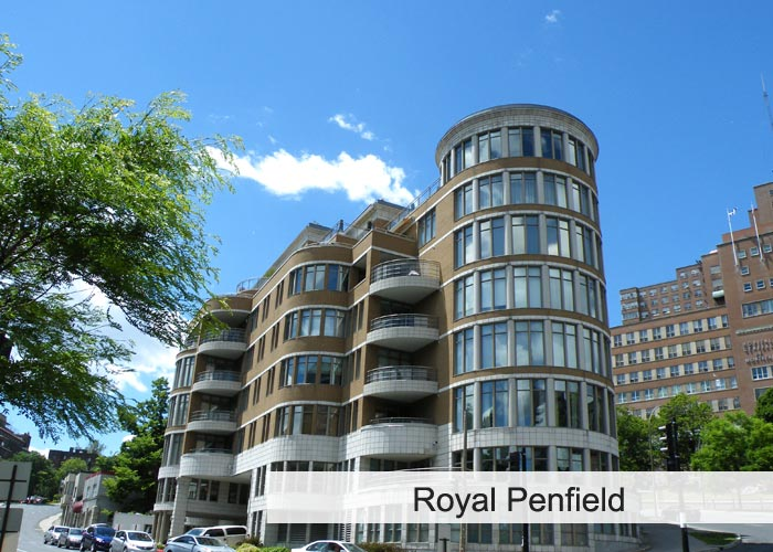 Royal Penfield Condos Appartements