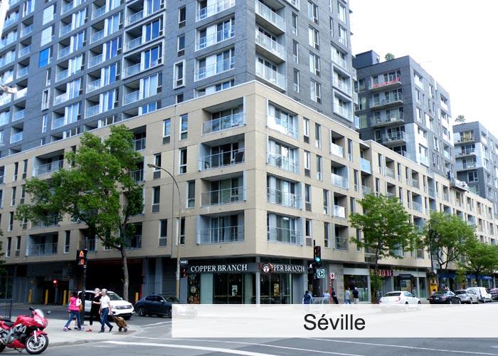Séville Condos Appartements