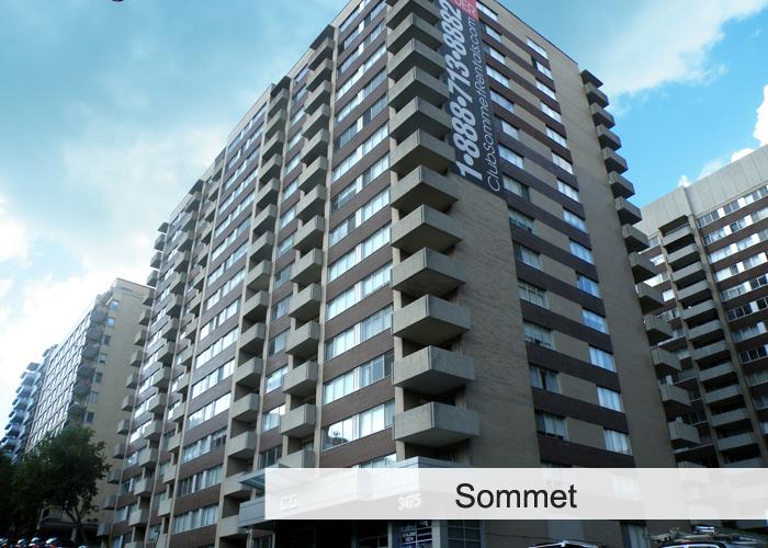 Sommet Condos Appartements