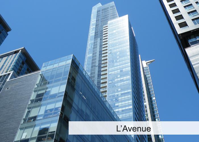 Avenue Condos Appartements