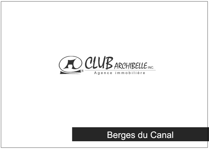 Berges du Canal Condos Appartements