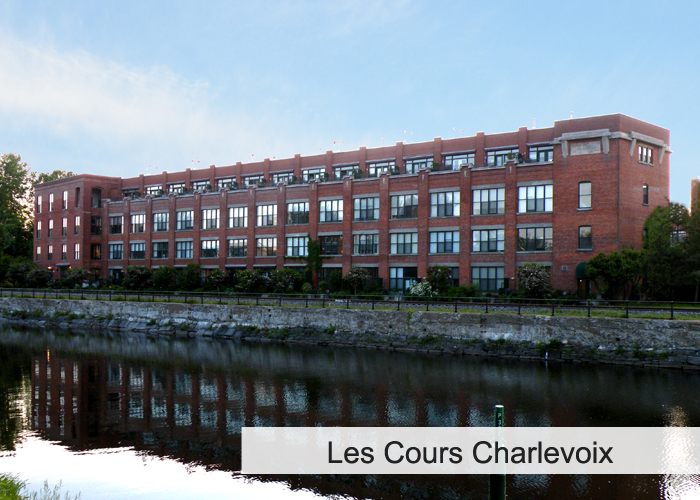 Cours Charlevoix Condos Appartements