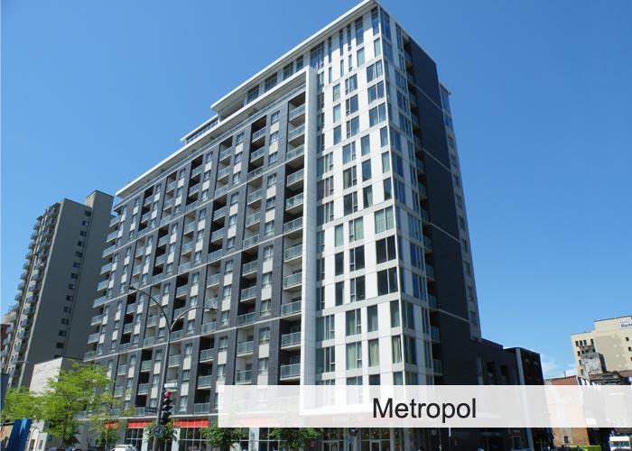 Metropol Condos Appartements