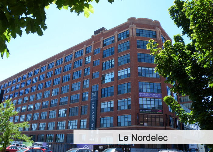 Le Nordelec Condos Appartements
