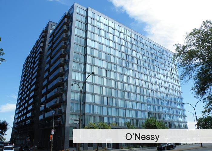 O'Nessy Condos Appartements