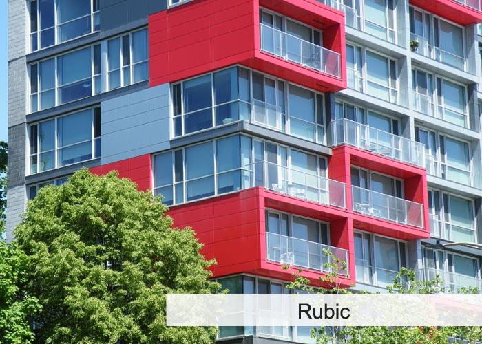 Rubic Condos Appartements