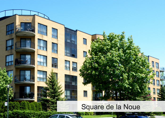 Le Square de la Noue Condos Appartements