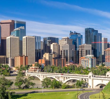 Découvrez Calgary