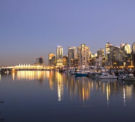 Découvrez Vancouver