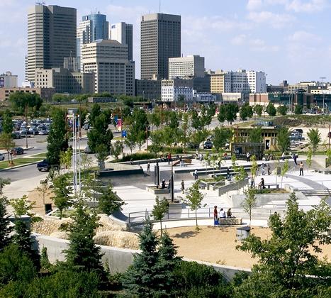 Découvrez Winnipeg
