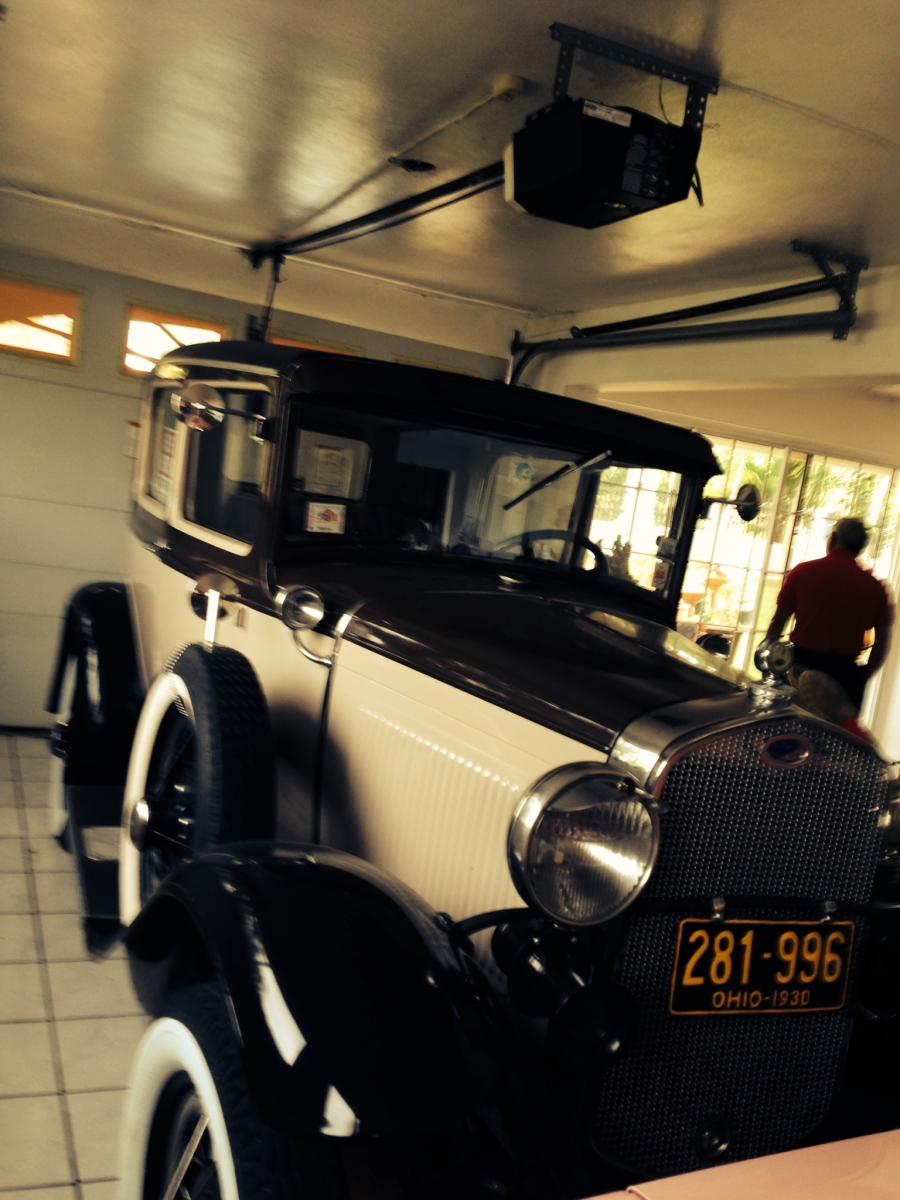 Ford Modelo A 1930