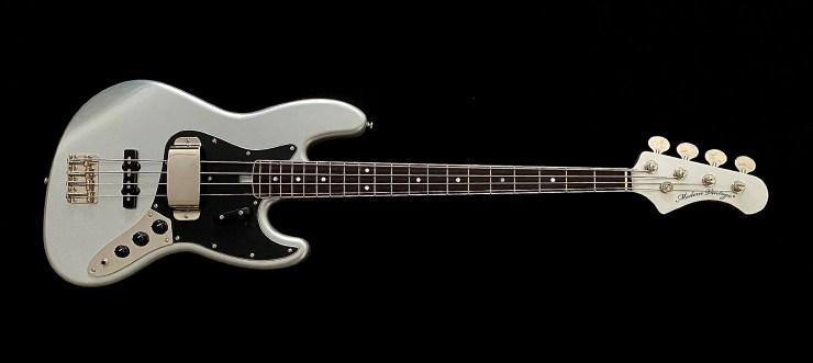Modern Vintage MVJ4-66 Bass Inca Silver