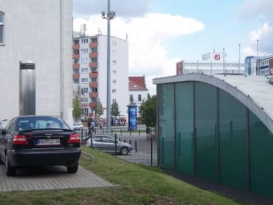 Schöne Stadt dieses Rostock
