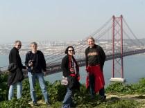 Lissabon, nicht San Francisco