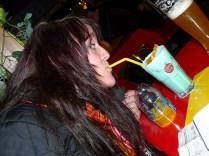 Diana hat Durst