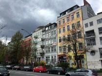 Die bunte Hafenstraße